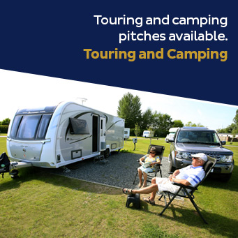 Touring and camping pitches are available. Touring and Camping.